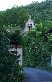 clocher-mur